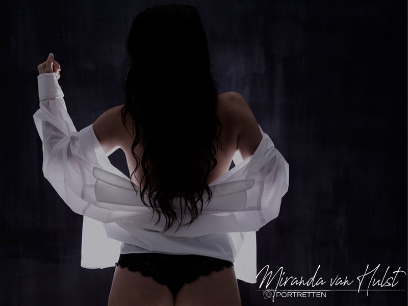 MvH fotografie Portretten Boudoir
