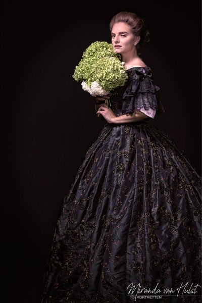 MvH fotografie Portretten Glamour