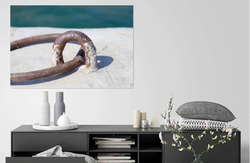 Kade ring in Griekenland - werk aan de muur - MvH Fotografie - Fotograaf in Hellevoetsluis