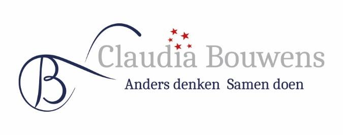 Logo Claudia Bouwens