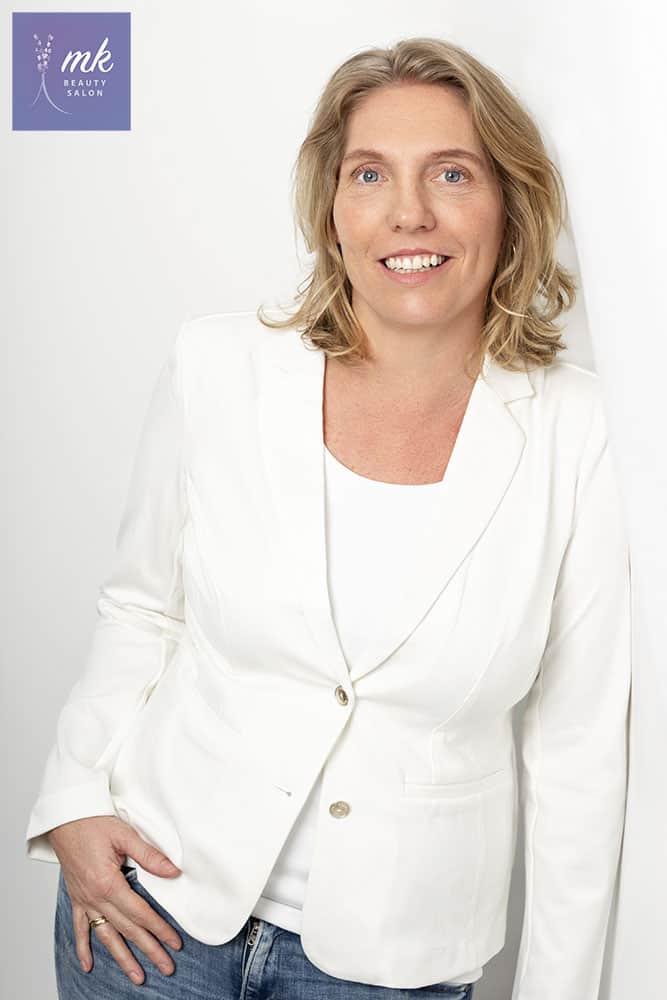 Monique Klok van MK Beautysalon Heenvliet